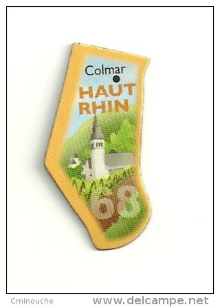 Magnet Département 68 Haut-Rhin - Tourisme