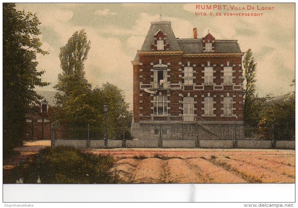Rumpst - Villa De Locht - Rumst
