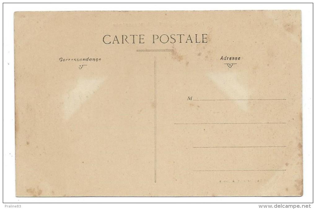 CPA -FOURCHAMBAULT -PONT SUSPENDU -Nièvre (58) -Edit. Cendre à Jouet - France
