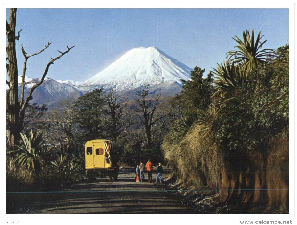 (75) New Zealand - Mt Ngauruhoe - Marianen