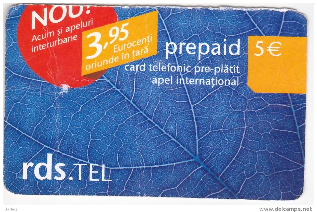 Romania ,  Prepaid   ,   Used - Romania