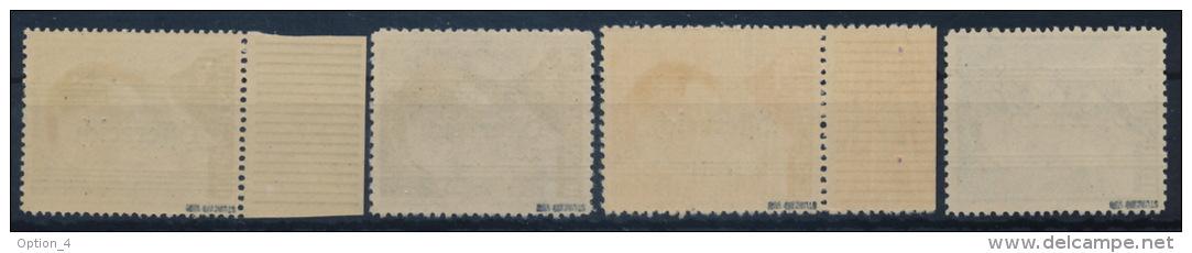 **Österreich Austria 1945 ANK/Mi 693 I-96I (4) (3 Scans) Grazer Provisorien M. Attest Fett MNH - 1945-60 Ungebraucht