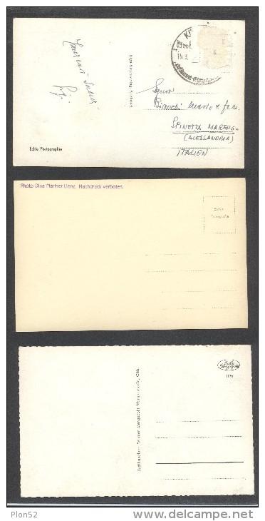 8547-LOTTO DI N°. 12 CARTOLINE LOCALITA´ AUSTRIA-FP - 5 - 99 Karten