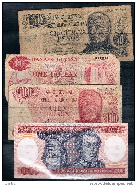 AMERICA (EEUU,ARGENTINA.REPUBLICA DOMINICANA Y BRASIL) - Sin Clasificación