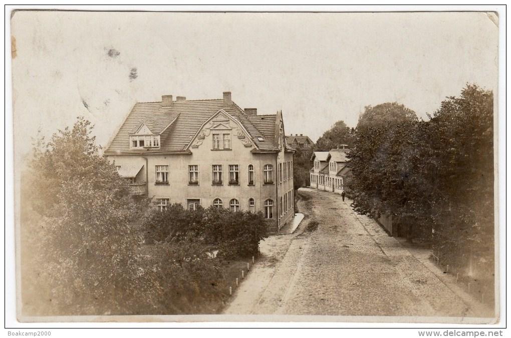 AK Pölitz FOTO-AK Einzelhaus 1926 Gel. - Deutschland