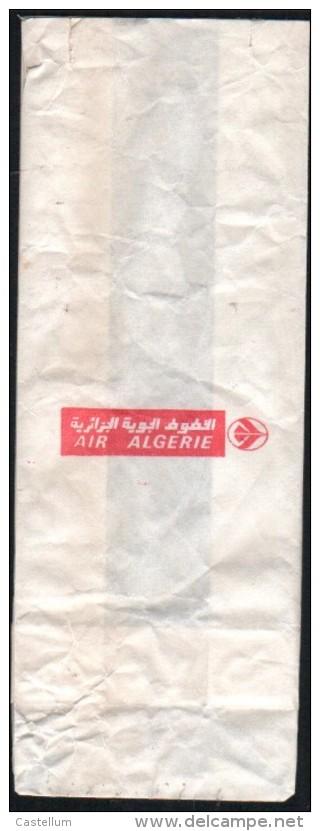 Air Algerie- Sachet En Papier Neuf - Stationery