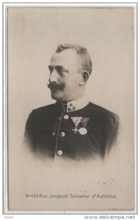 Archiduc Léopold Salvator D' Autriche (75522) - Autriche