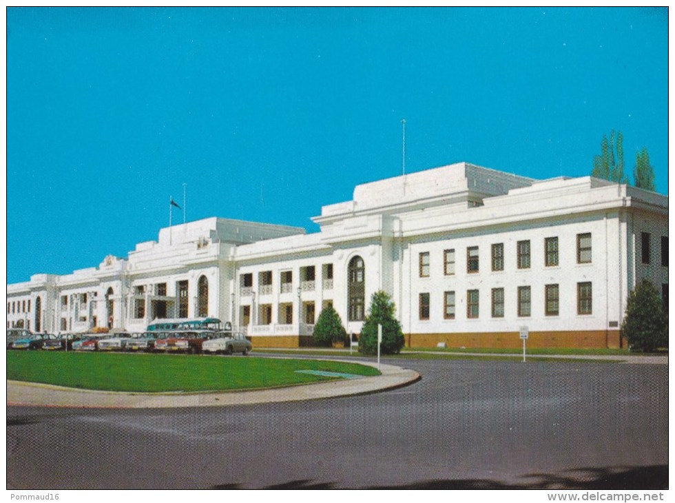 CPM Parliament House Canberra A.C.T. - Voitures - Canberra (ACT)