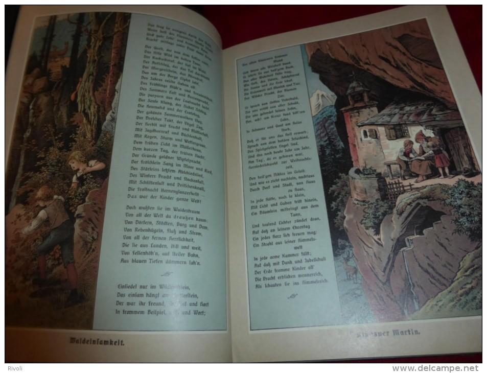 DIE FARHRT ZUM CHRISTKIND - CARL FLEMMING - CONTE DE NOEL (textes En Allemand) - Livres Pour Enfants
