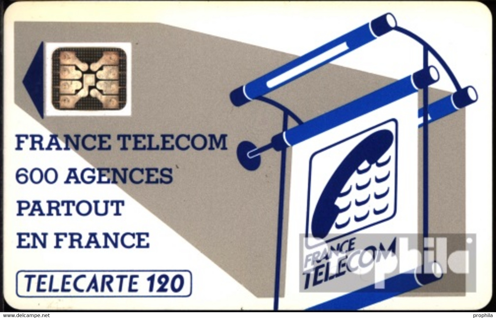 Frankreich 1970 120 Einheiten Gebraucht France Telekom - France