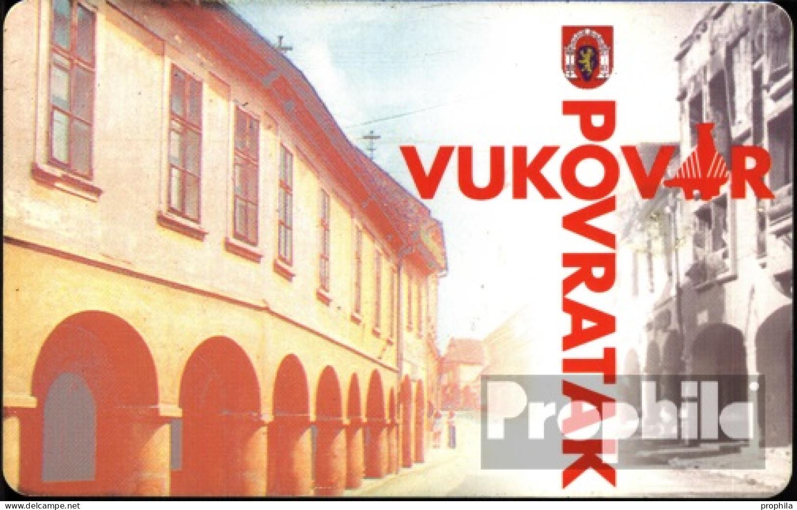 Kroatien 2000 100 Impulsa Gebraucht Haus - Kroatien
