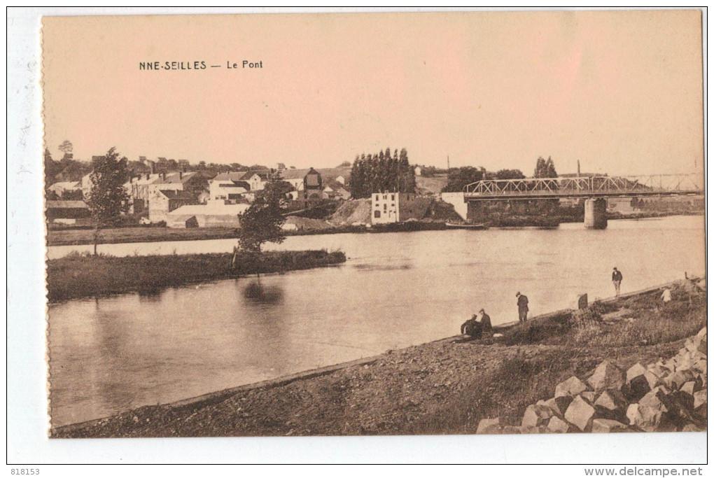Seilles : Le Pont - Andenne