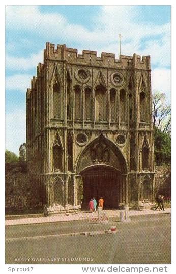 CPM BURY ST. EDMUNDS - ABBEY GATE - Angleterre