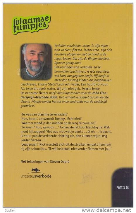 2008: Vlaamse Filmpjes Nr. 3217 (78° Jaargang/8): ## De Eenzame Fietser ##  Door Kees Opmeer- - Books, Magazines, Comics