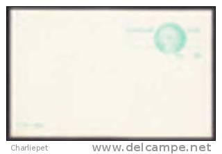 US Scott # UX106 Charles Carroll Mint Postal Card - 1981-00