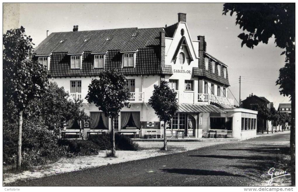 62 STELLA PLAGE  Hôtel Des Sables D´Or - France