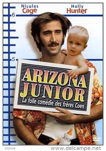 Raising  Arizona  °°°° Arizona Junior  , Nicolas Cage , Holly Hunter - Autres