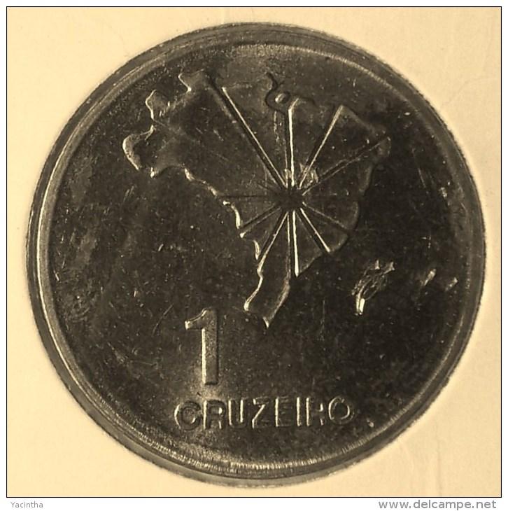 @Y@    Brazilië  1 Cruzeiro   1972   FDC  ( 2868 ) - Brésil