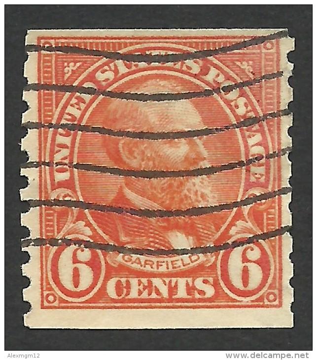 United States, 6 C. 1932, Sc # 723, Mi # 268J, Used - United States