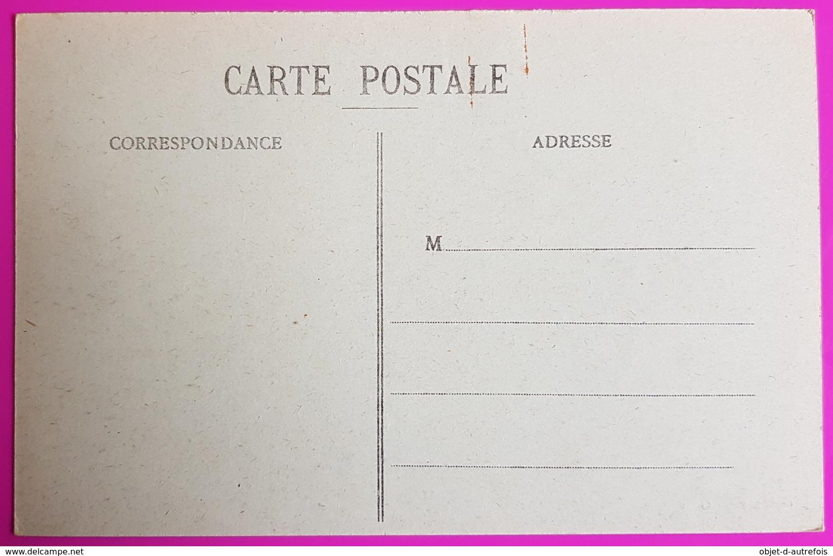 Cpa Metz Fête En L'Honneur Du Président 1918 Défilé De L'Infanterie Place République Carte Postale 57 Bergeret Vierge - Metz