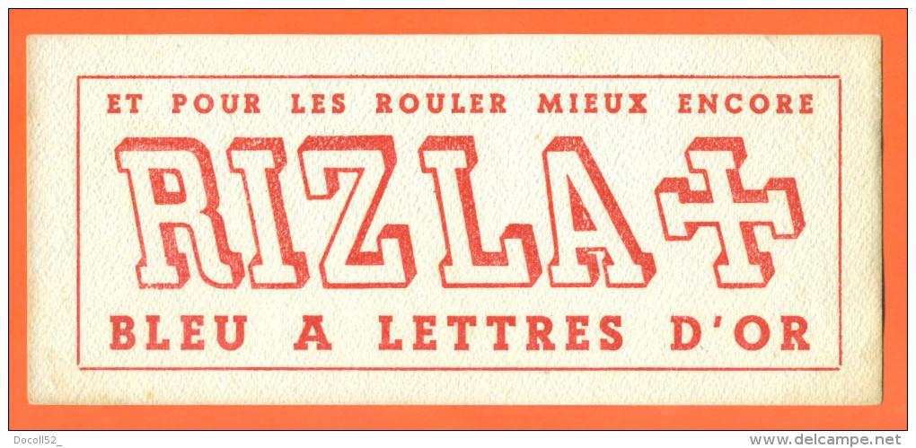 Buvard Rizla + - Papier à Rouler - Tabac & Cigarettes