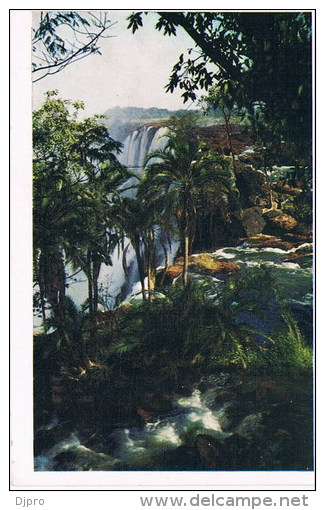 Rhodesia  Nyasaland    Victoria Falls - Zimbabwe