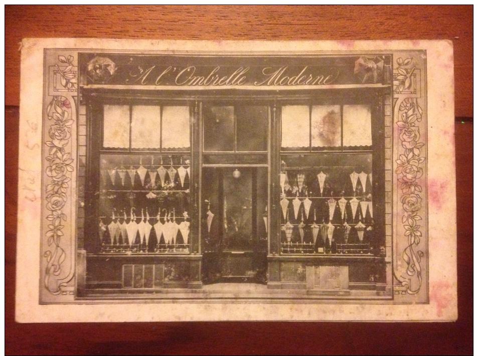 Lyon Cours Lafayette Pub L Ombrelle Moderne - Autres