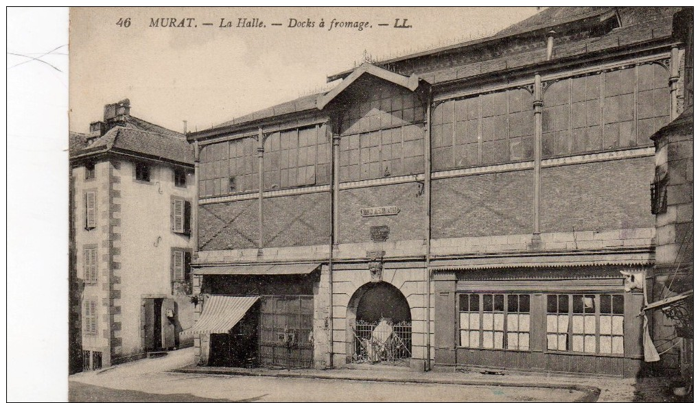 MURAT La Halle Docks A Fromage - Murat