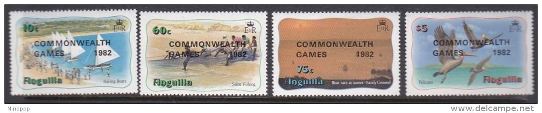 Anguilla 1982 Commonwealth Games MNH - Anguilla (1968-...)