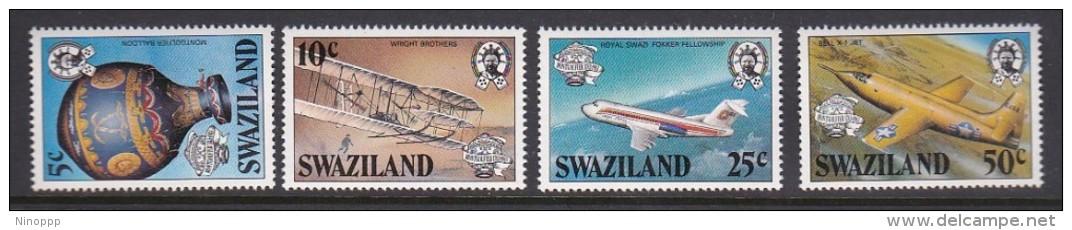 Swaziland 1983 Manned Flight Bicentenary MNH - Swaziland (1968-...)