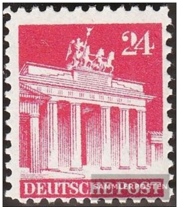Bizone (Alliierte Besetzung) 86X B MNH 1948 Edifici - Zona Anglo-Américan