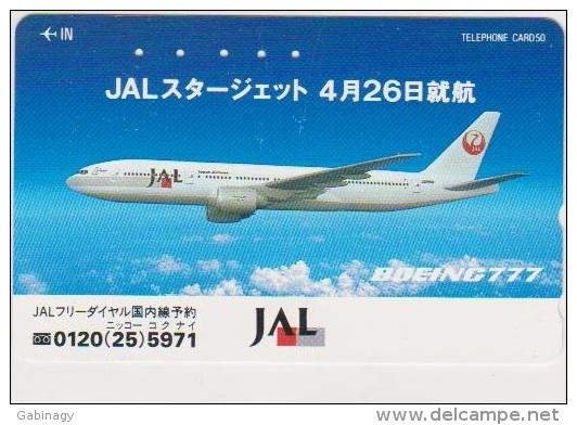 AIRPLANE - JAPAN-005 - JAL - AIRLINE - 110-175564 - Airplanes