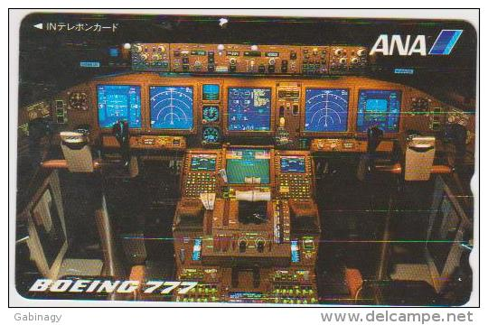AIRPLANE - JAPAN-043 - ANA - AIRLINE - 110-016 - Avions