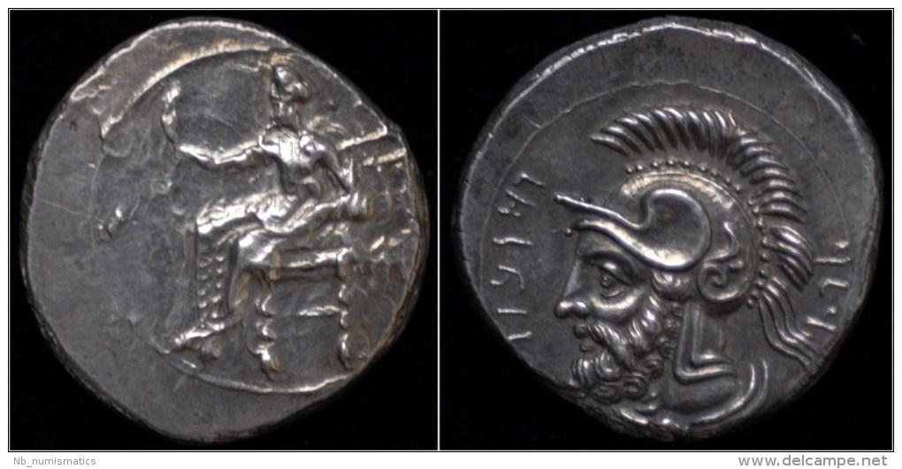 Cilicia Tarsus AR Stater - Griekenland