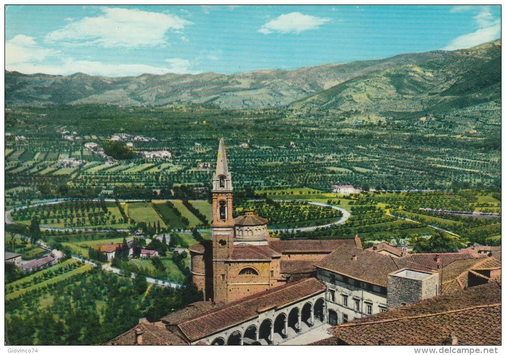 AREZZO -  CASTIGLION FIORENTINO - LA VALLE DI CHIO - Arezzo
