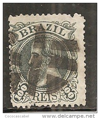 Brasil. Nº Yvert  54 (usado) (o) (defectuoso) - Usados