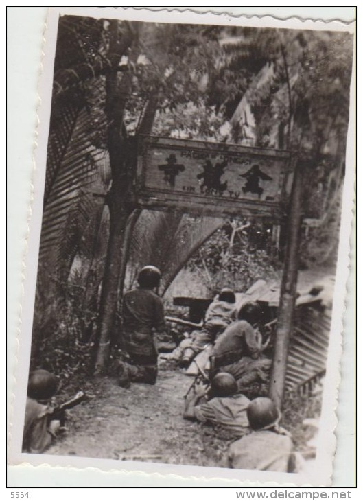 Photos Guerre Militaire Indochine Annee 50 - Guerre, Militaire