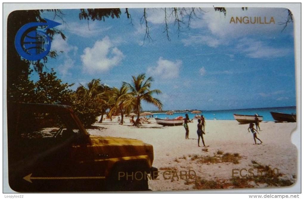 ANGUILLA - GPT - 1CAGA - $5.40 - ANG-1A - 1000ex - MINT - Anguilla