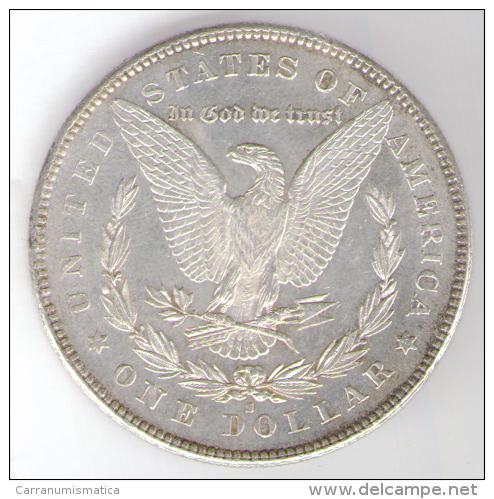 U.S.A. - STATI UNITI D´ AMERICA - 1 DOLLAR ( 1878 - S ) MORGAN - AG / SILVER - Emissioni Federali