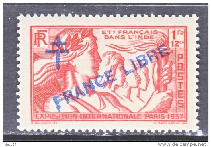 FRENCH INDIA  138  ** - India (1892-1954)