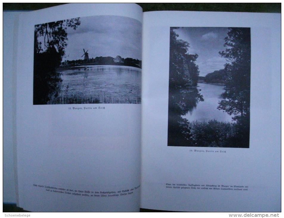 A3046) Buch Das Malerische Ostpreussen - Band I - Landschaft, 1929 - Bücher, Zeitschriften, Comics