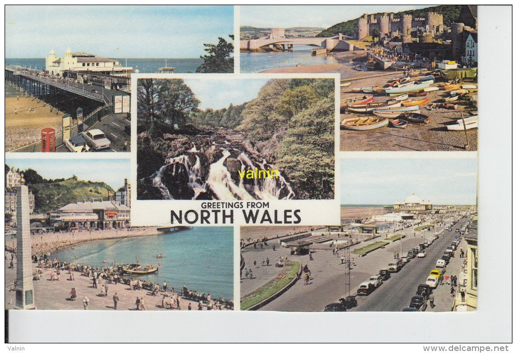 North Wales  Conway - Autres