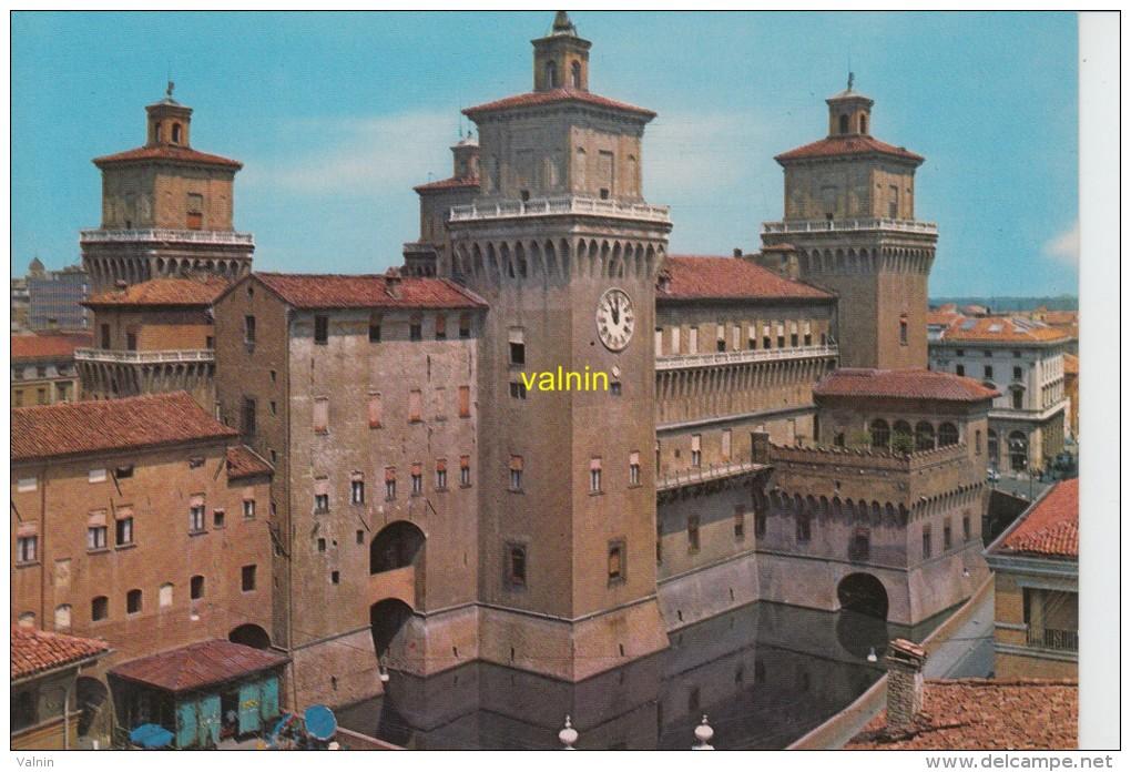 Ferrara    Chateau D Este - Ferrara