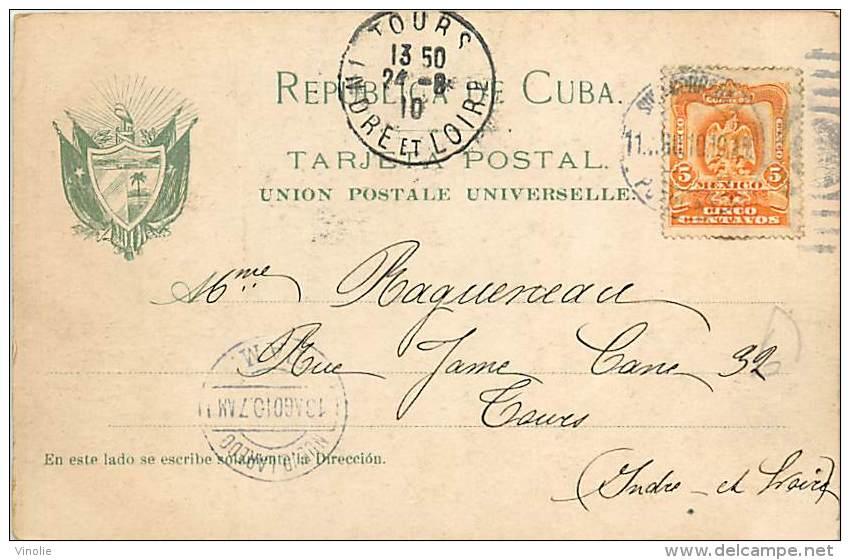 Réf : A-15-2877 :   CUBA   HABANA - Cuba