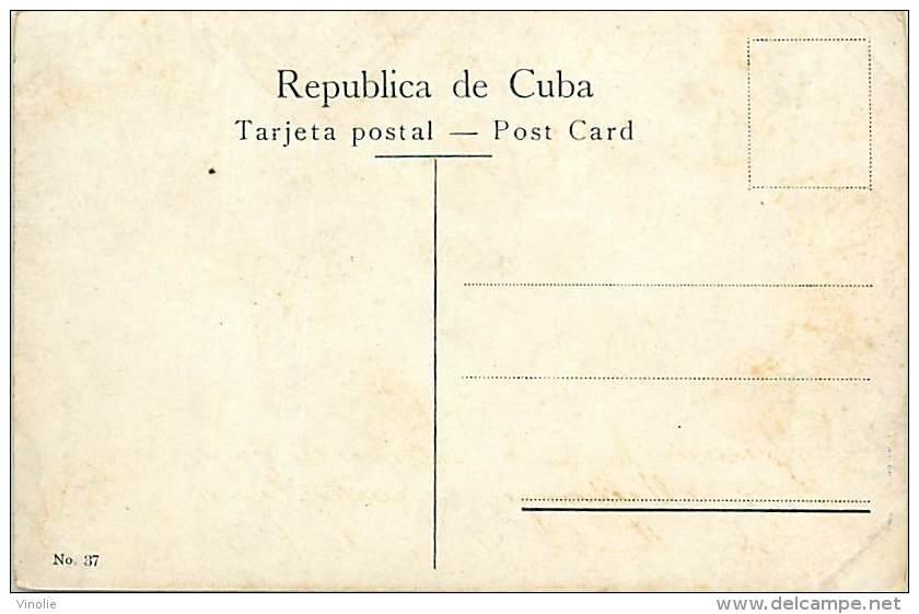 Réf : A-15-2881 :   CUBA  HABANA - Cuba