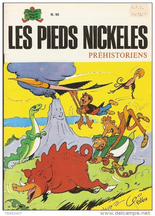 LES  PIEDS  NICKELES    -     PREHISTORIENS   -   N° 90 - Pieds Nickelés, Les