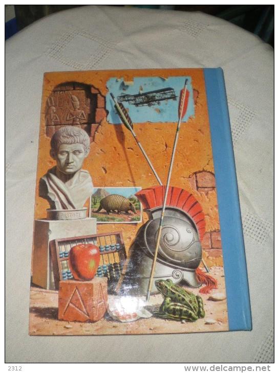 ENCYCLOPEDIE DU LIVRE D´OR POUR GARCONS ET FILLES - LIVRE 1 - ABEILLE A ARGENT - Livres Pour Enfants