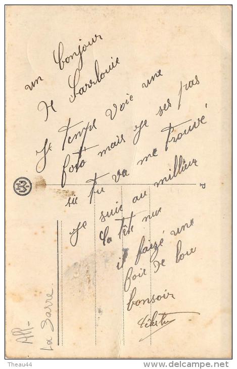 ¤¤   -  ALLEMAGNE  -  SAARLOUIS   -  Carte-Photo Militaire  -  Honneur Aux Anciens De La Classe De 1923   -  ¤¤ - Kreis Saarlouis