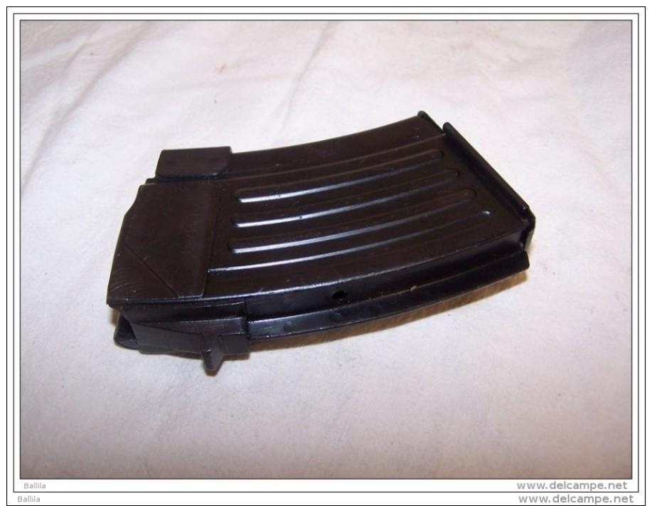 Rare  Chargeur  AK 47   10 Coups   Neutralisé - Armas De Colección