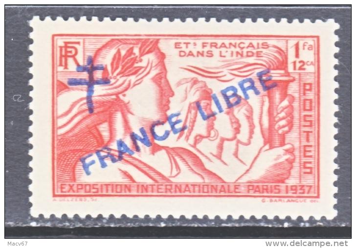 FRENCH INDIA  180    * - India (1892-1954)